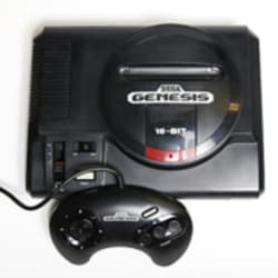 Used Sega Genesis Items at GameStop from $5