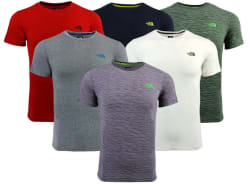 The North Face Men's T-Shirt 2-Pack $25