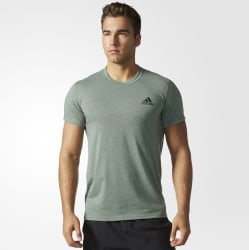 adidas Men's Ultimate T-Shirt (large sizes) $10
