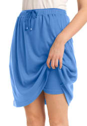 Woman Within Women's Soft Sport Knit Skort $12