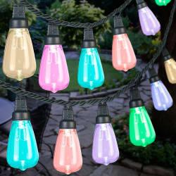 Applights Smart Led Edison Bulb Light String 10