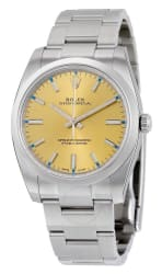 Rolex Men's Oyster Automatic Watch for $3,945