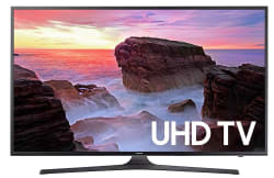 "Samsung 43"" 4K LED UHD Smart TV for $330"