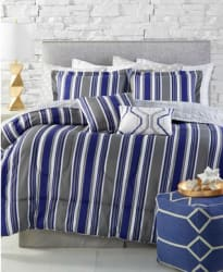 Reversible 12pc Comforter Sets at Macy's for $40