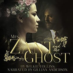 """""""Mrs. Zant and the Ghost"""" Audiobook for free"""