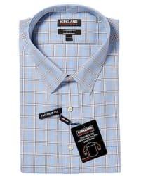 Kirkland Signature Men's Dress Shirts from $10