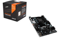 AMD FX 8-Core 4GHz CPU w/ Motherboard for $120