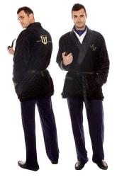 Bruce Wayne Unisex Smoking Jacket Robe for $22
