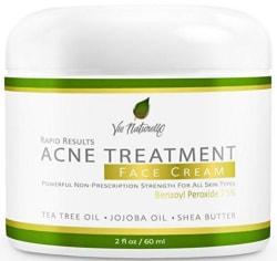Vie Naturelle Acne Treatment Cream 2-oz. Jar $15