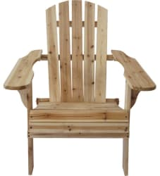 Stonegate Designs Folding Adirondack Chair for $39