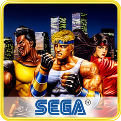 Streets of Rage Classic for iOS / Android for free
