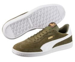 PUMA Men's Astro Cup Suede Sneakers for $17