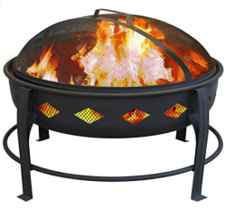 Landmann USA Bromley Fire Pit for $34
