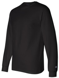 2 Champion Men's Long-Sleeve T-Shirts for $23