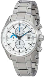 Citizen Eco-Drive Men's Chronograph Watch for $95