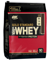 Optimum Nutrition Whey Protein 6-lb. Bag from $45