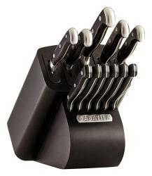 Sabatier 12pc Self Sharpening Knife Block Set $45
