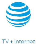 AT&T Internet 50 w/ $50 Reward Card for $40/mo.