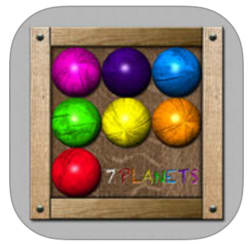 7 Planets for iPhone and iPad for free