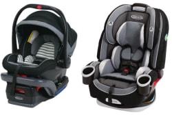 "Car Seats at Babies""R""Us: 25% off"