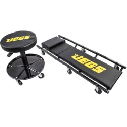 Jegs Performance Creeper and Air Seat Set for $44