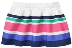 Gymboree Toddler Girls' Ribbon Skirt for $7
