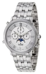 Charmex Men's Vienna II Moon Phase Watch for $215