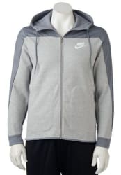 Nike Men's Colorblock Hoodie for $26