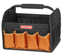 """Craftsman 12"""" Tool Tote for $7"""