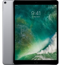 "Apple iPad Pro 10.5"" 64GB WiFi Tablet for $599"