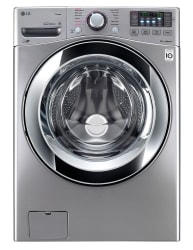 LG 4.5-Cubic Foot Front-Load Washer $706