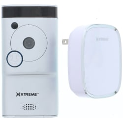 Xtreme Connected WiFi Smart HD Video Doorbell $86
