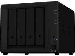 Synology DiskStation 4-Bay Diskless NAS for $550