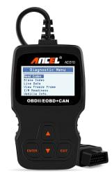 Ancel OBD II Car Code Reader for $28
