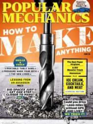 Popular Mechanics 1-Year Subscription for free