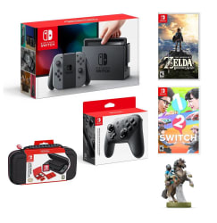 Nintendo Switch Console Starter Bundle for $500