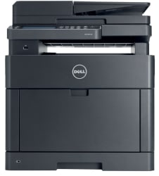 Dell Color Cloud Laser Printer for $175