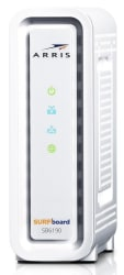 Arris DOCSIS 3.0 Gigabit+ Cable Modem for $80