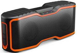 Aomais Sport II Portable Bluetooth Speaker for $26