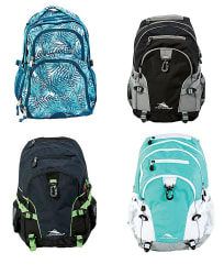 High Sierra Backpacks at Staples: 25% off
