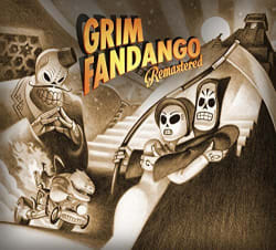 Grim Fandango Remastered for PC/Mac/Linux for free