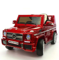 Moderno Kids Mercedes G65 12V Ride-On SUV for $320