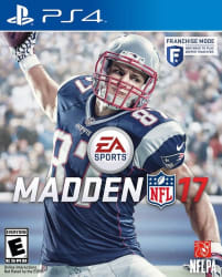 Used Madden NFL 17 for PS4, XB1, or 360 for $5
