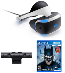 Sony PlayStation VR Headset w/ Camera & Game $325