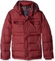 Tommy Hilfiger Men's Big & Tall Puffer Jacket $34