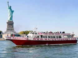 Statue of Liberty Cruise Adult Ticket for $15