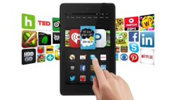 "Used Amazon Fire HD 6"" 8GB Tablet for $23"