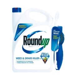 Roundup 1-Gallon Weed and Grass Killer for $15
