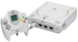 Used Sega Dreamcast Console for $45