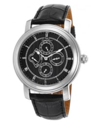 Lucien Piccard Men's Valarta Day Watch for $50
